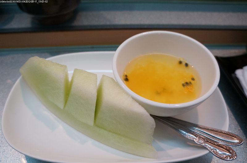 百香果凍、美國進口哈蜜瓜