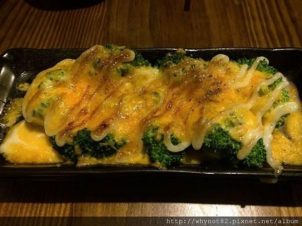 2014-02-18 20.50.16焗烤青花菜