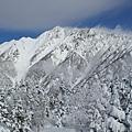 日本的阿爾卑斯山---奧穗高岳(3190m)
