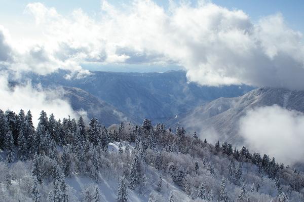 壯麗山景1