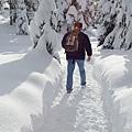 歸賦:踏上純淨無瑕的處女雪