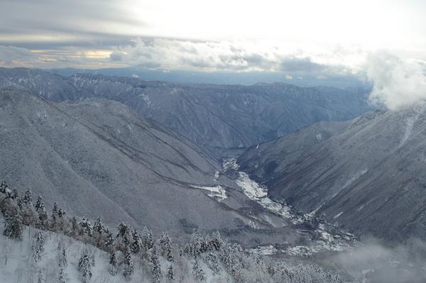 壯闊山景3 (下山時拍攝)