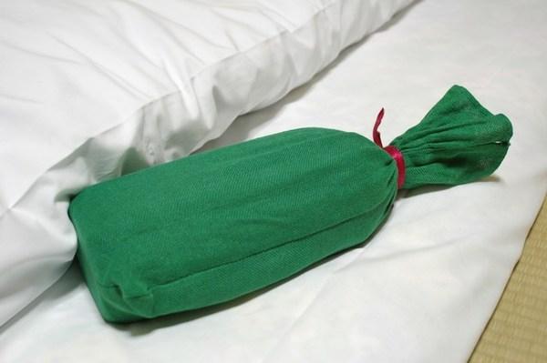 佳留萱準備的超有用暖被袋,是不是很有趣?!