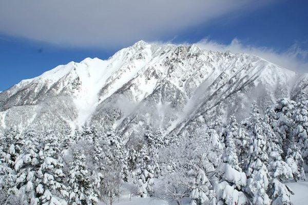 北阿爾卑斯山脈