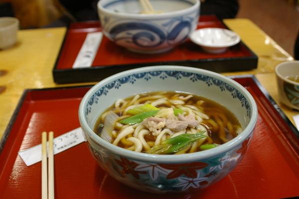 到日本吃到的第一碗拉麵