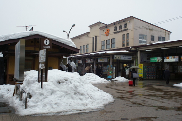 JR高山站