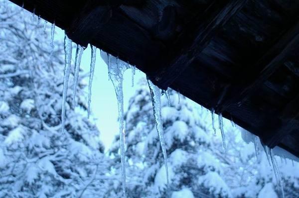 窗外的融冰