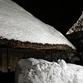 飛驒的里-富田的家 屋外