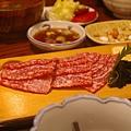 當天晚餐-飛驒牛刺身(生牛片)