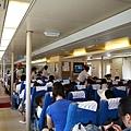 搭船從台東到綠島