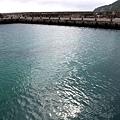 港 (W和J兩位勇士,下回想挑戰第二個港內游泳)
