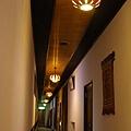 三樓的走廊