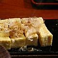 日本的鐵板豆腐很清淡