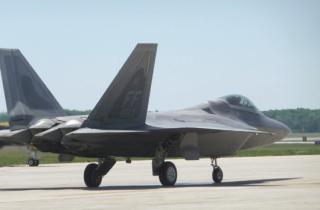 F-22隱形戰機