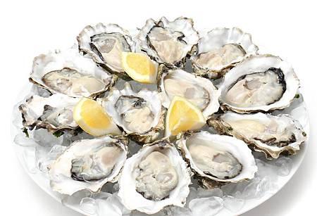 膽固醇過高如何吃 牡蠣