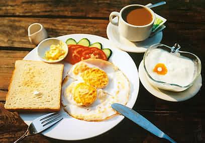 《肉與蛋早餐吃不易胖》早上脾胃機能活躍對減肥減重最有幫助