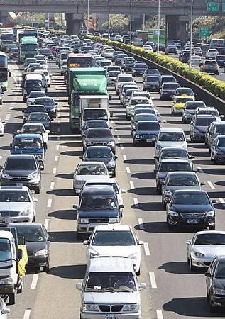 2013年交通部公佈十大易塞車景點預測
