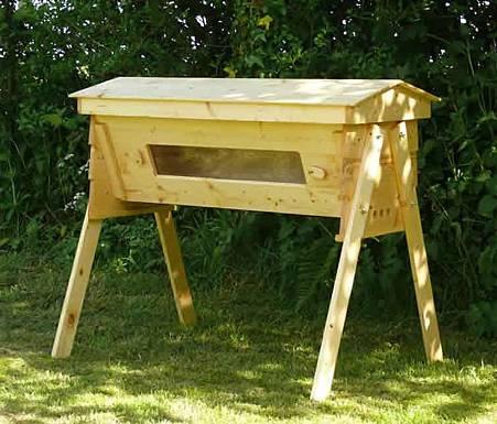 DIY養蜜蜂~誘蜂箱製作的常規要求
