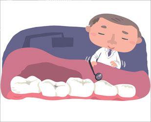 資深牙醫的良心告白:能做假牙就不要植牙!