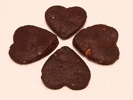 簡易餅乾食譜~~LOVE YOU美式巧克力餅乾