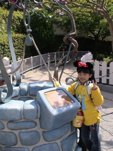 東京迪士尼42--米妮的家.jpg