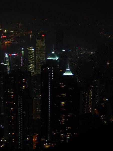 [914中環]在凌霄閣拍香港夜景
