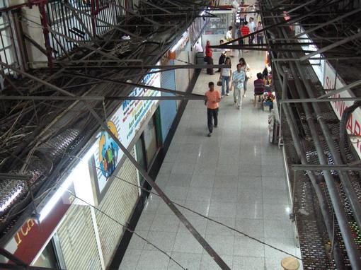 [20070915]商店街天井