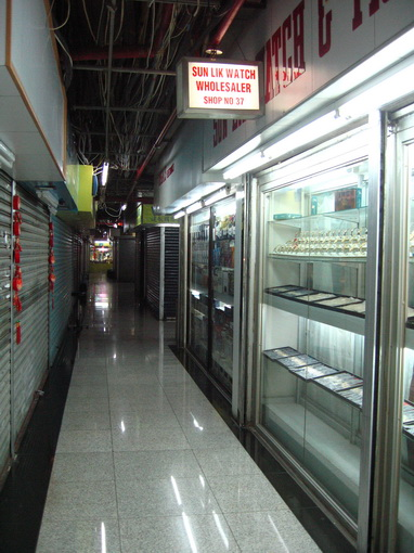[20070915]1樓A座範圍的商店街