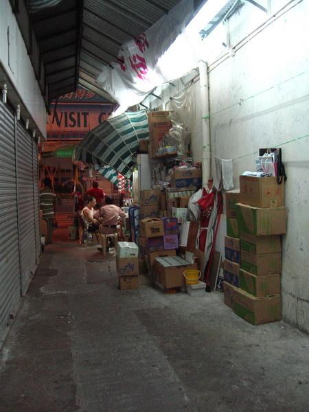 [20070913]左邊巷子