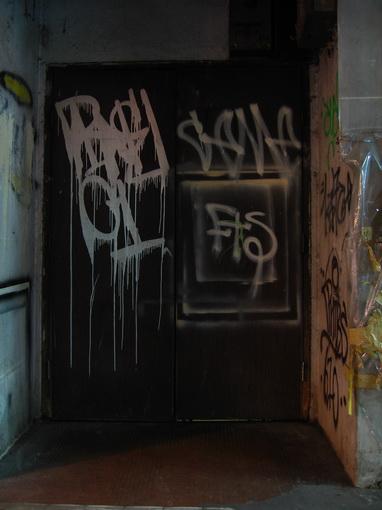 [20070917]右側巷子一景