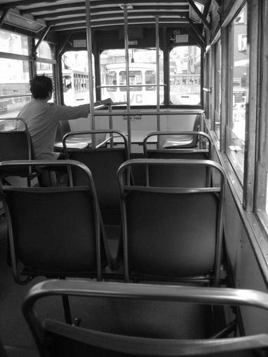 [917-上環]電車