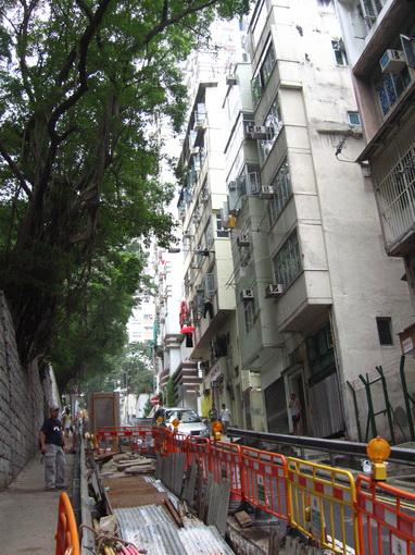 [917-西營盤]東邊街一景
