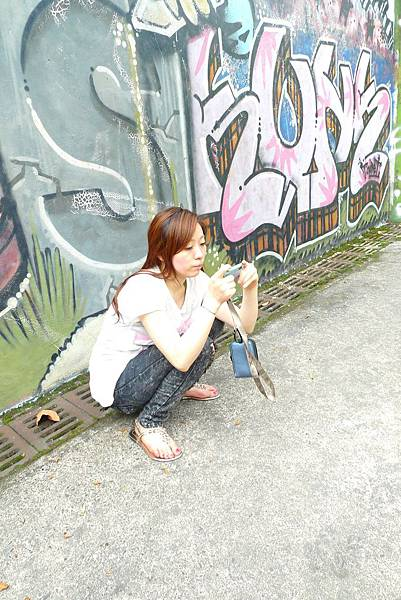 女組外拍成員:貞子