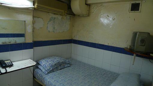 [2011112]恆生賓館雙人房
