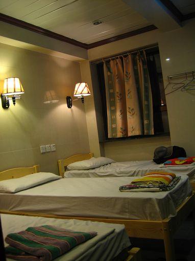 [20070913]台灣賓館3人房