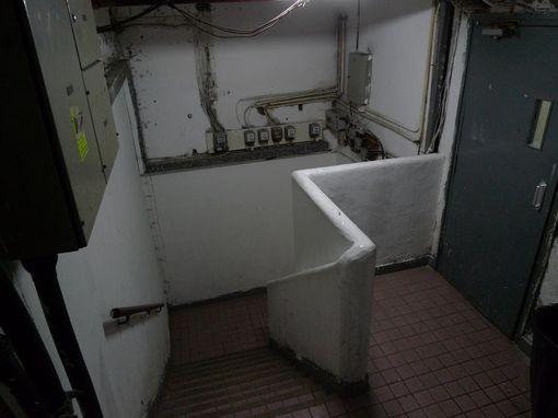 [20100104]D棟樓梯間一景