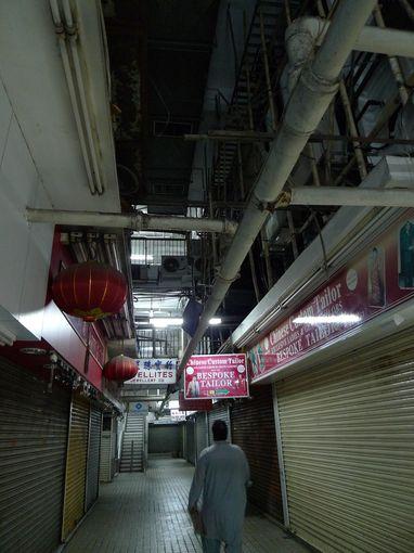 [20100104]早上商店街一景