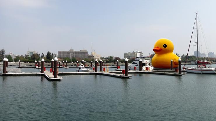 台南-x-黃色小鴨