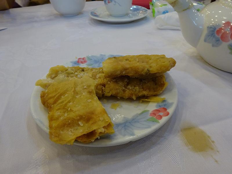 鳳城酒家 腐皮蝦卷