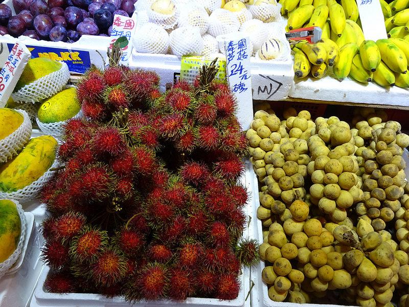北角春秧街市場