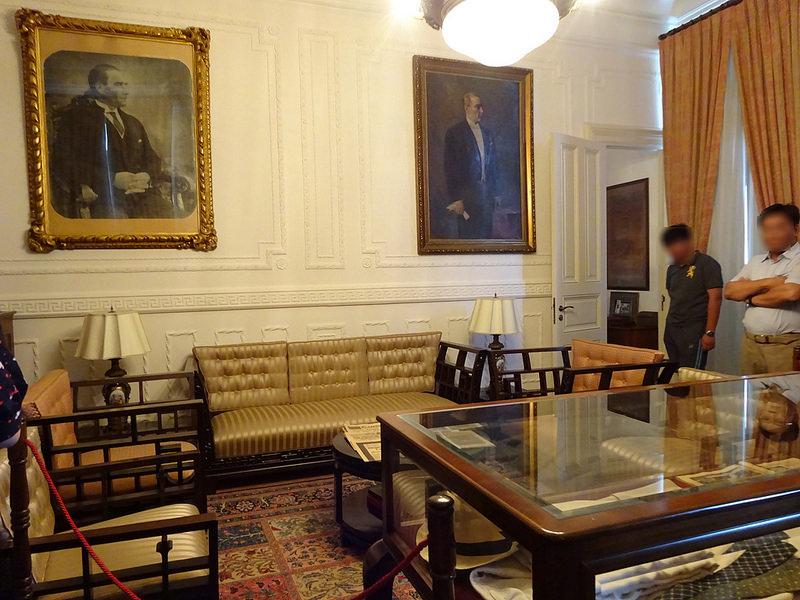 佩拉皇宮酒店101號房-國父凱末爾專屬房間