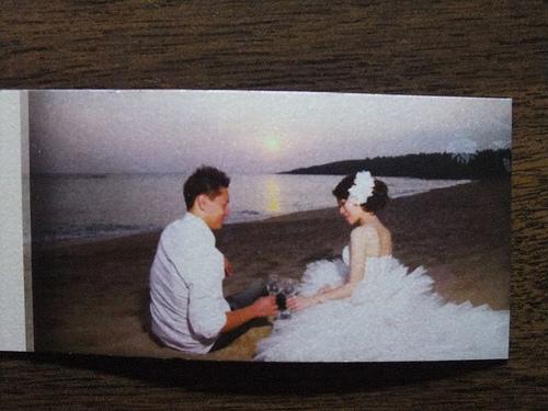 Darlene's wedding