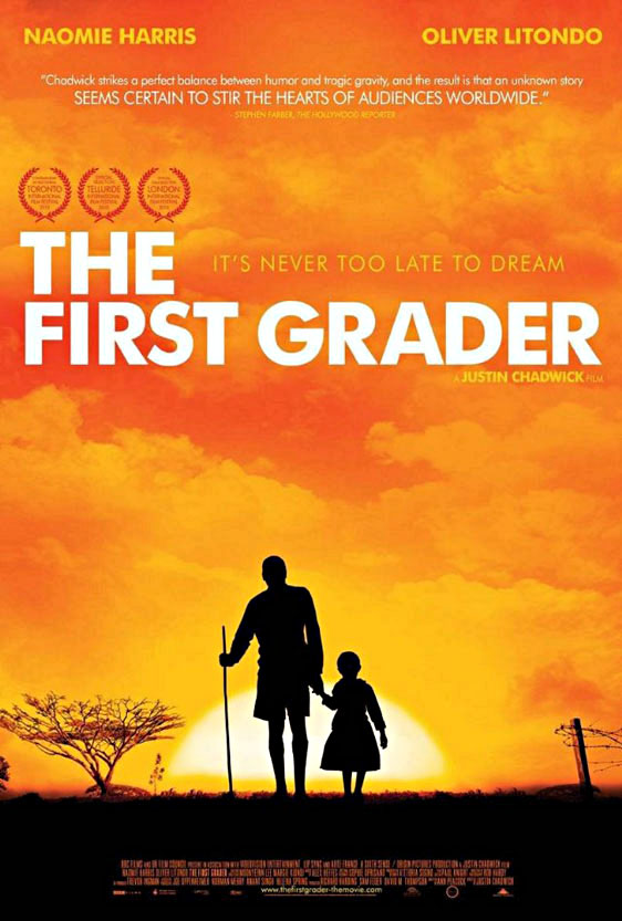 The-First-Grader-Movie-Poster