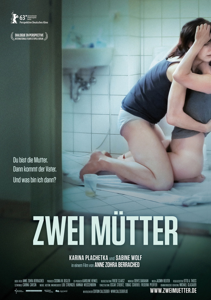 two mothers poster