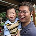 安叔叔與煒寶