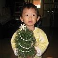 媽咪的小小聖誕樹