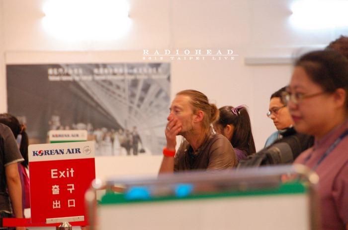 Radiohead Taipei