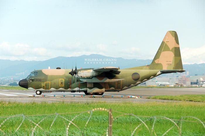 中華民國空軍 Lockheed Martin C-130H Hercules 濱江街