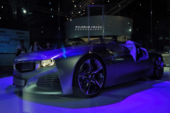 BMW EXPO 未來車展