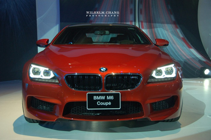 BMW M6 Coupe @ BMW EXPO 未來車展
